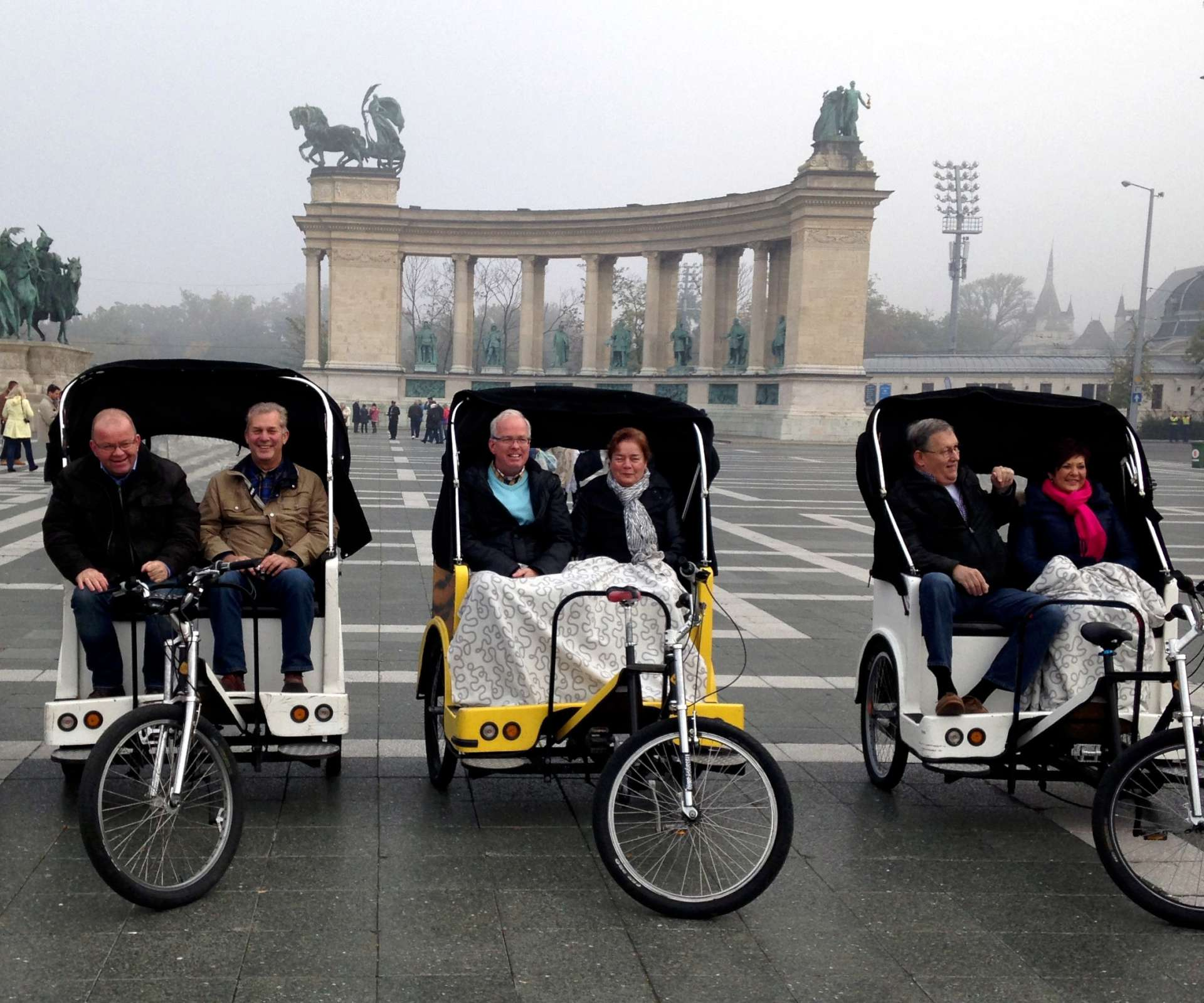 Jaarvergadering Boedapest