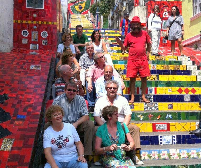 Ledenreis Brazilië