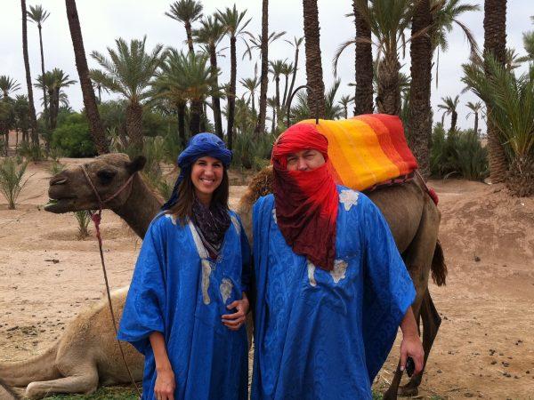 Combinatiereis Madrid en Marrakech