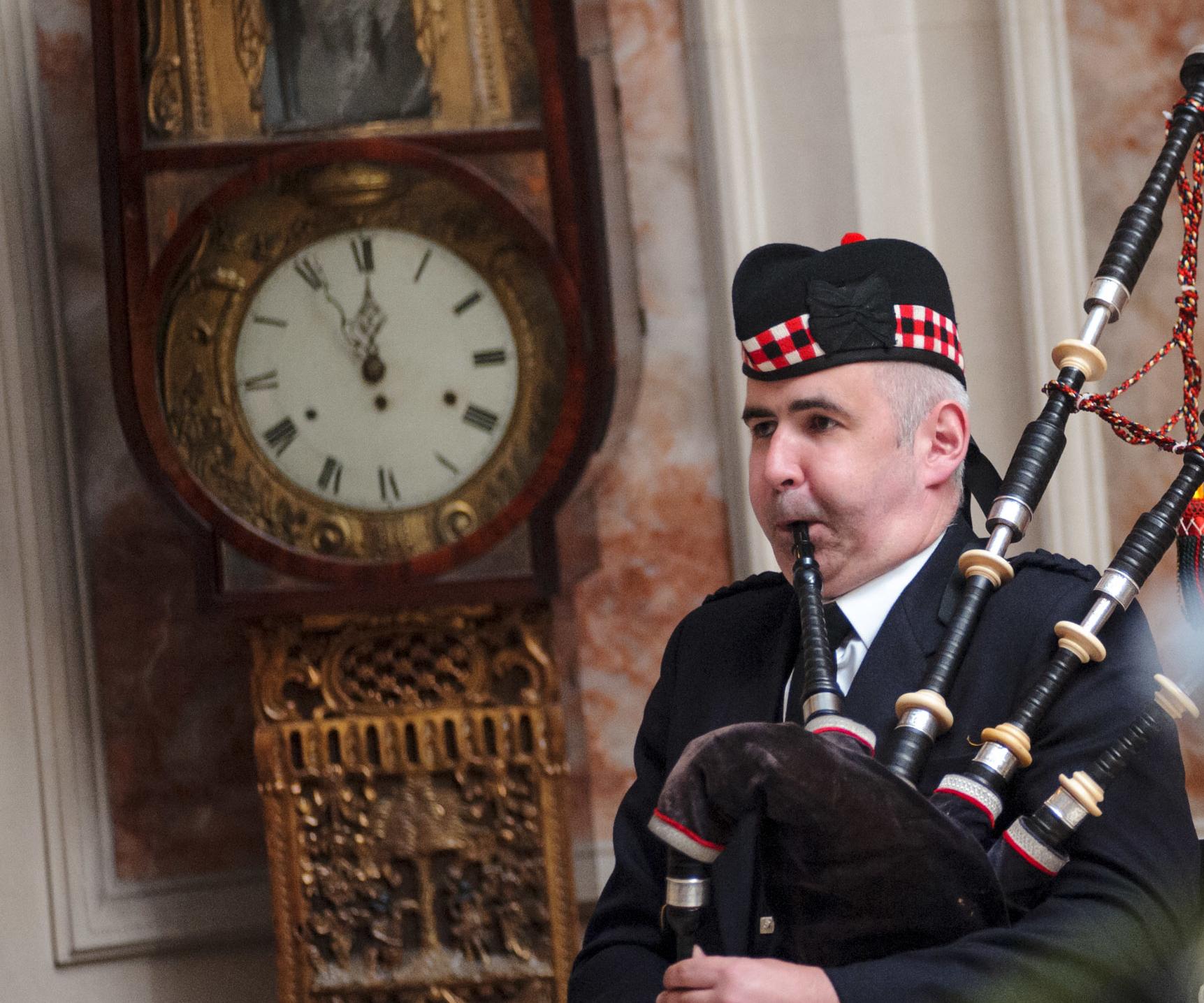 Jubileumreis Schotland