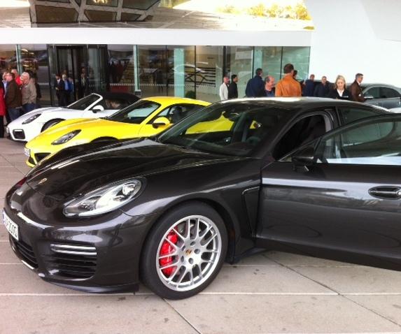 Porsche event