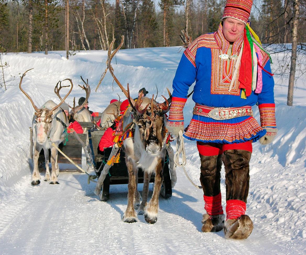 Personeelsreis Lapland