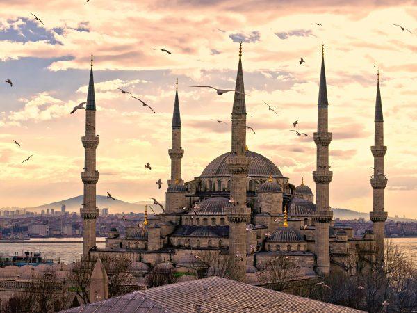 Excursiereis Istanbul