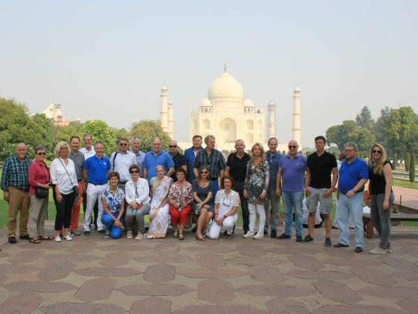 Ondernemersreis India