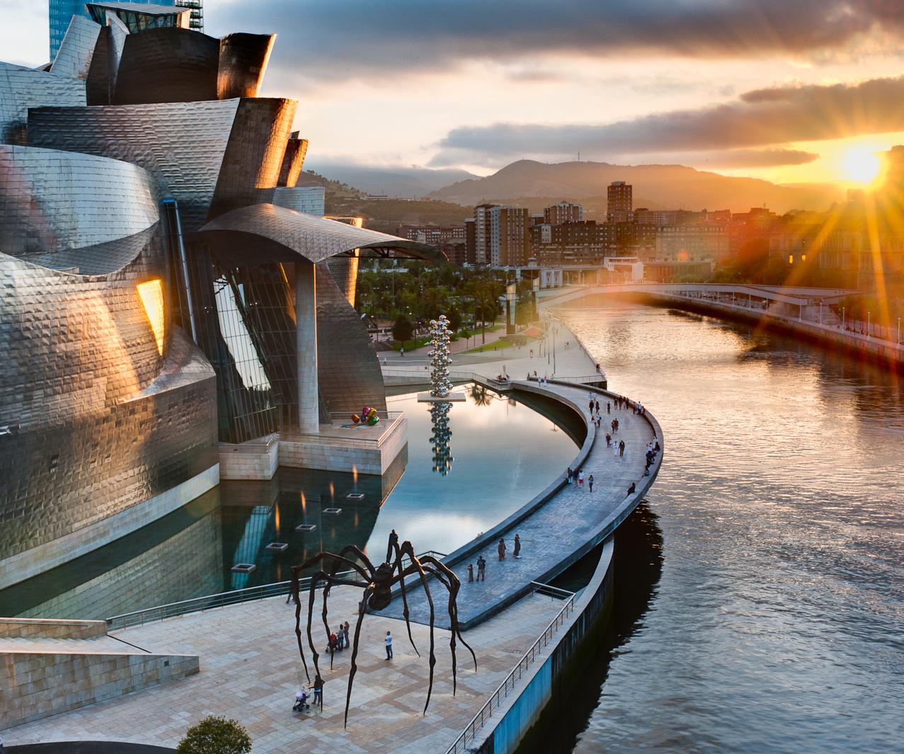 Ondernemersreis Bilbao
