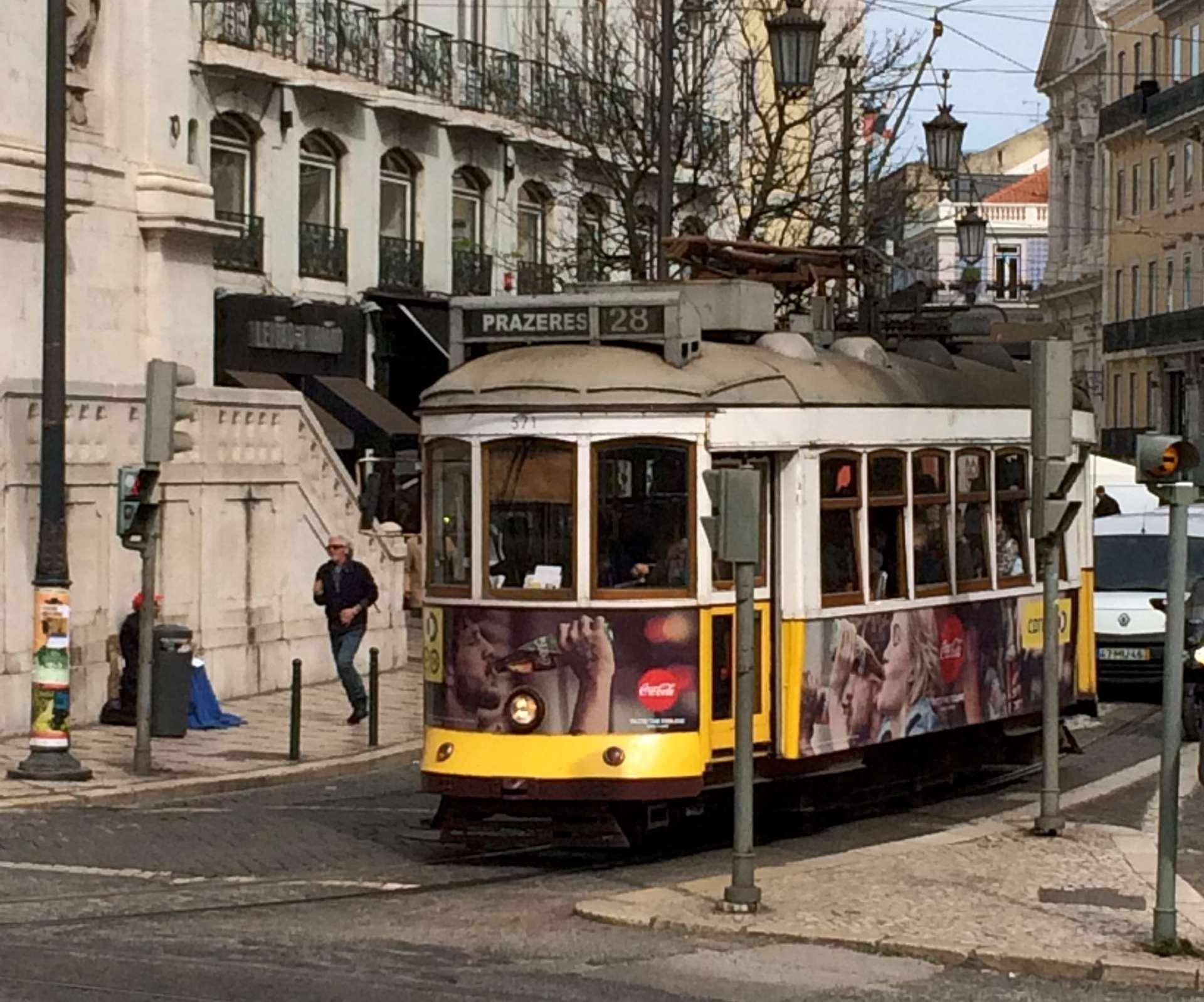 Jubileumreis Lissabon