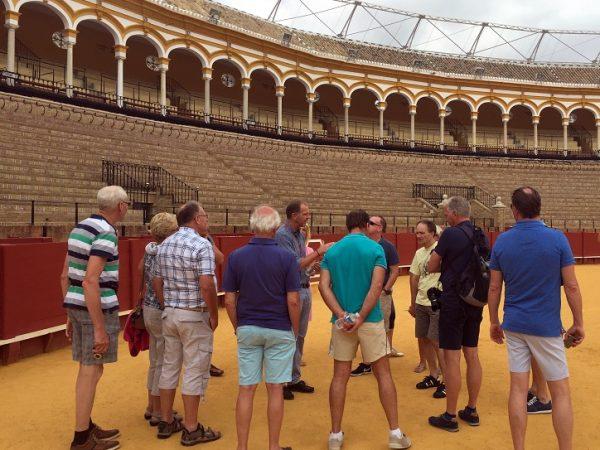 Ondernemersreis Sevilla