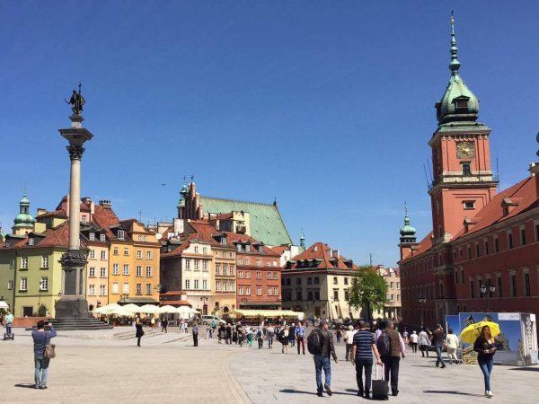 Congresreis Warschau