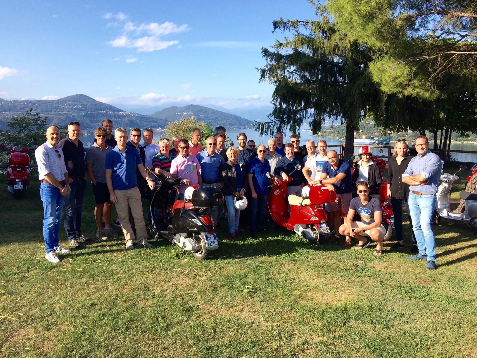 Bedrijfsreis Lago Maggiore & Milaan