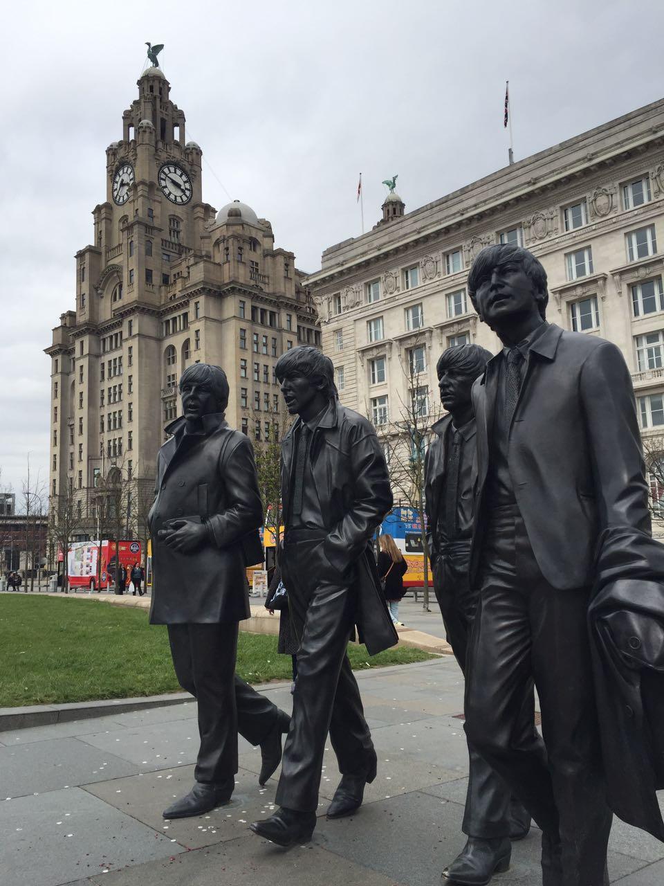 Incentive Manchester en Liverpool